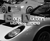 Coys Auction Monaco 2009