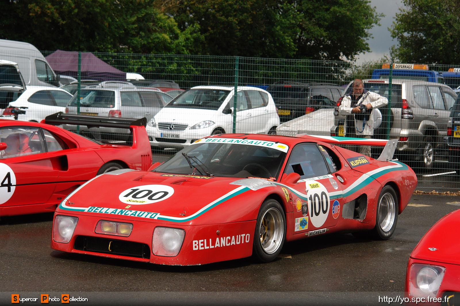 Ferrari Maserati Challenge VdV