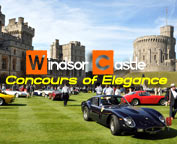 The Windsor Castle Concours of Elegance