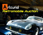 The Artcurial Auction, Retromobile 2015