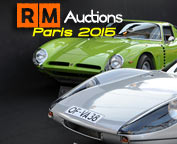 RM Auctions Paris 2015