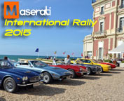 Maserati International Rally 2015