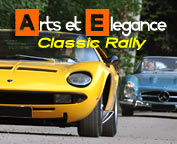 Chantilly Arts & Elegance 2016 - Classic Rally