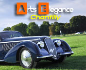 Chantilly Arts & Elegance 2016 - The Concours