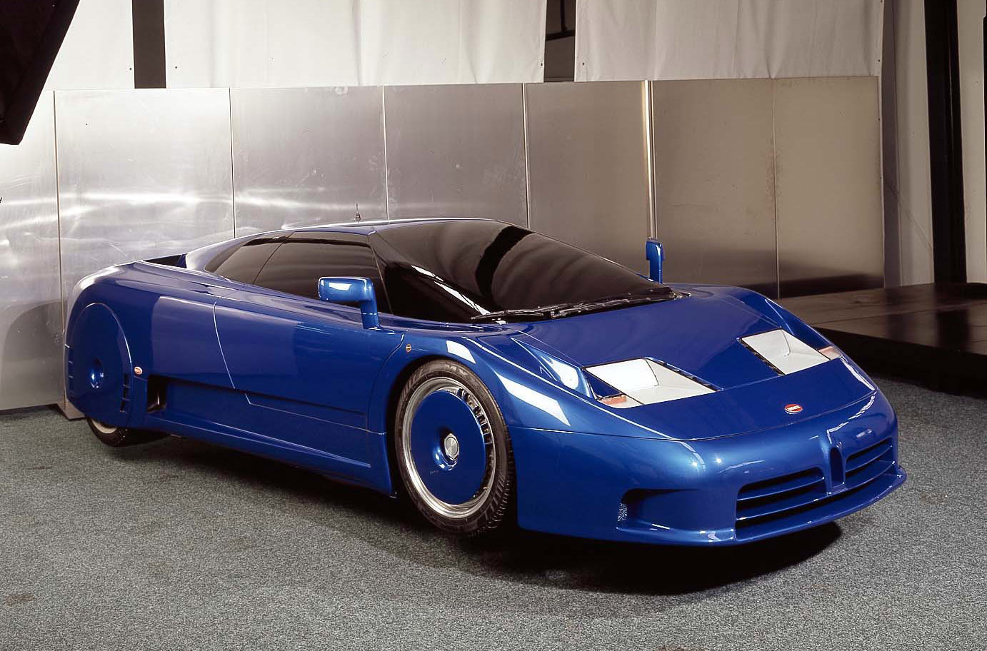 Bugatti EB110: Rise & Fall of a Supercar | Sometimes Interesting