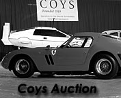 Coys Auction