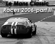 Le Mans Classic Races 2006 - part II