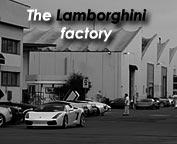 Visit to the Lamborghini factory