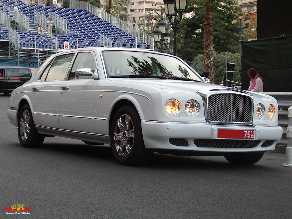 2006 bentley arnage rl related infomationspecifications weili during the f1 gp in monaco white lwb arnage black challenge vanachro Image collections