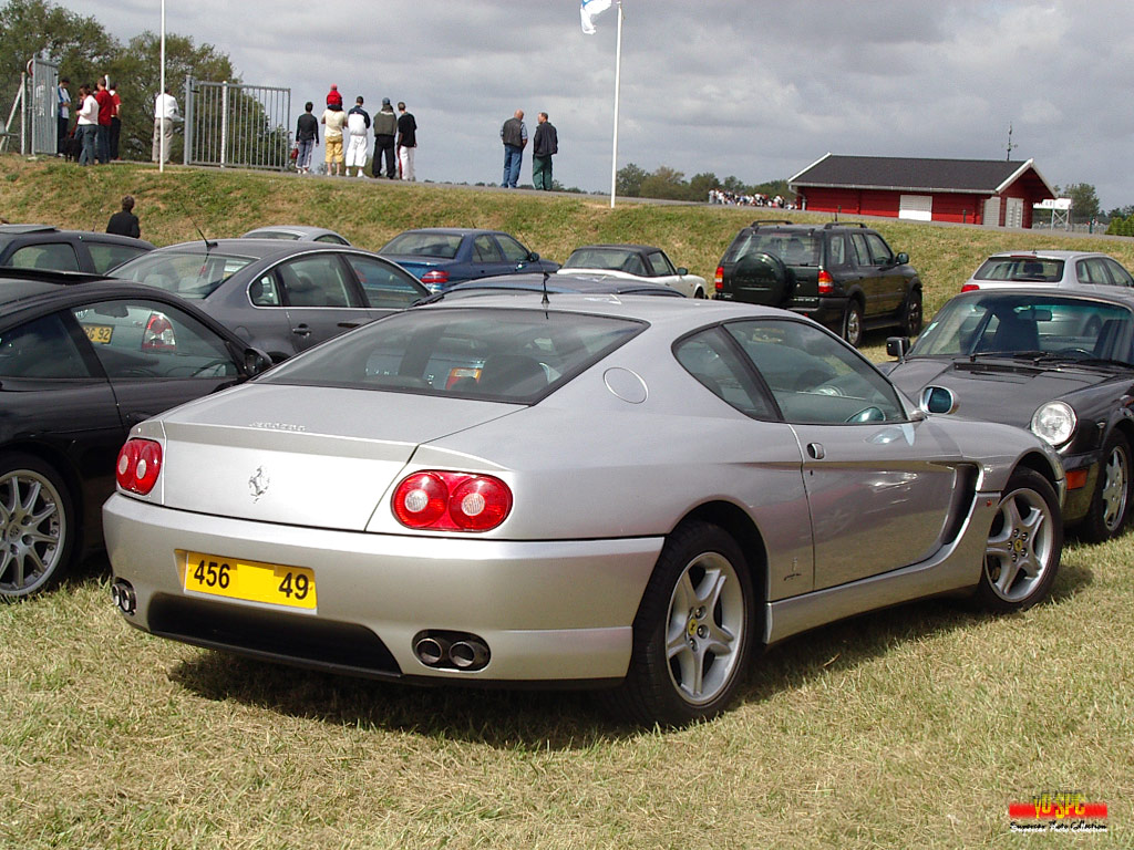 Ferrari 456 GT in Dubai photos - MadWhips, modified & exotic car ...