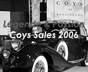 Coys sales May 2006