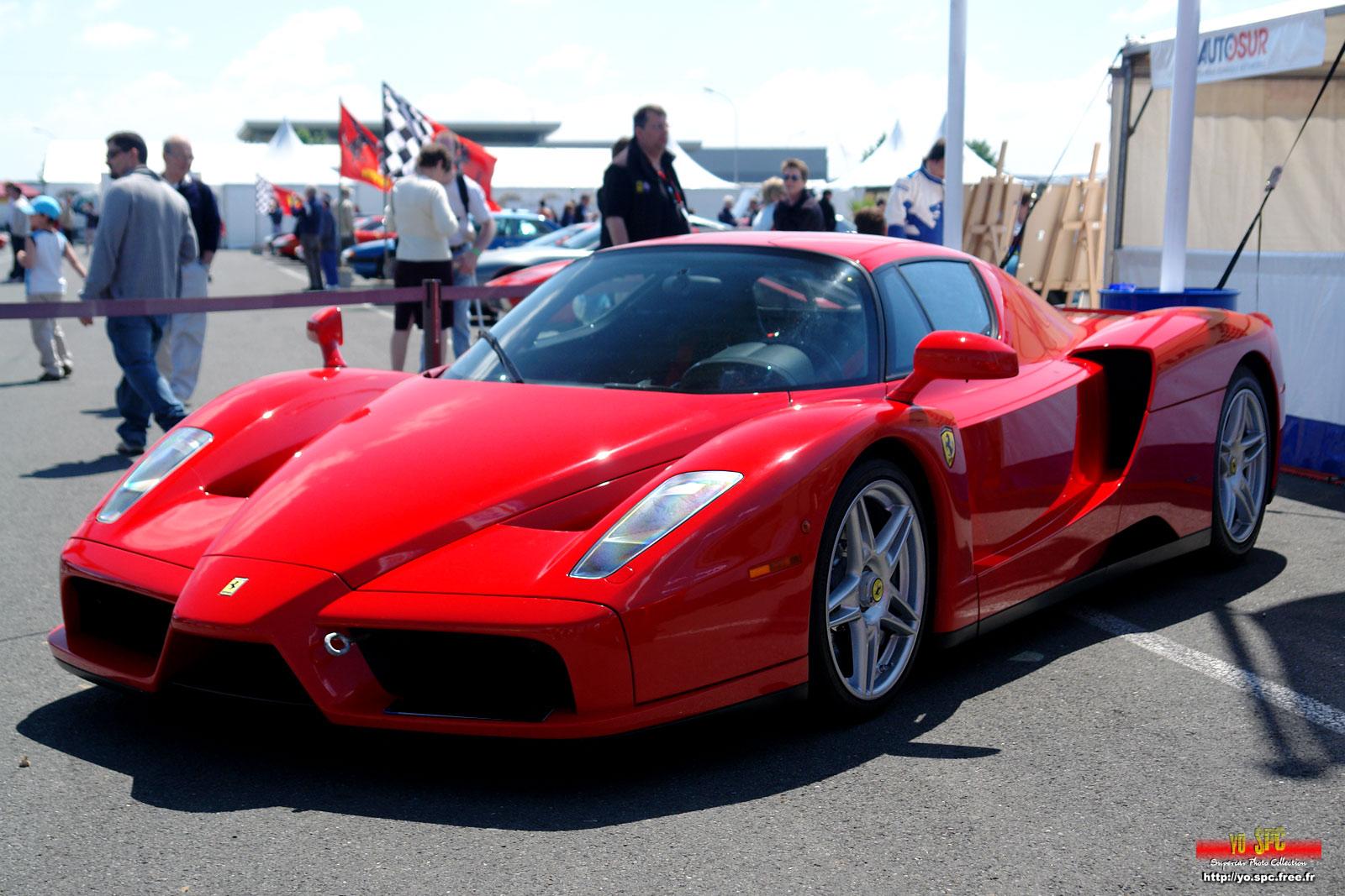 Ferrari Enzo amp FXX